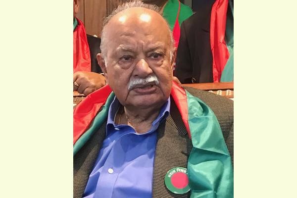 Sector Commander Bir Uttam C R Dutta dies