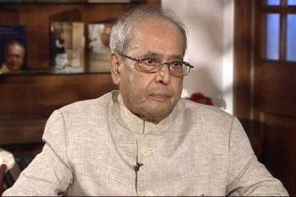 Former Indian President Pranab Mukherjee dies