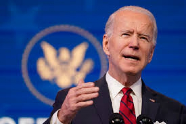 Joe Biden calls on Myanmar`s military to step down