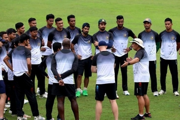 BCB announces squad for New Zealand tour