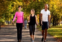 Walk for 30 minutes can reduce obesity, diabetes and risk of cancer