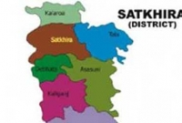 60 gold bars seized in Satkhira