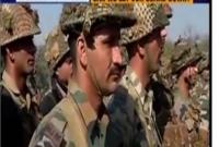 Fresh gunfire and blast at India military base