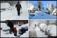 US snowstorm Leaves At Least 19 Dead