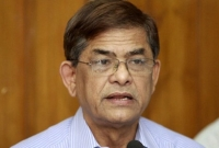 Mirza Fakhrul goes to Singapore for treatment