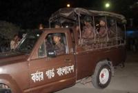 BGB deployed in Dhaka
