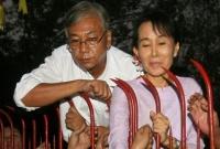 Suu Kyi ruled out as Myanmar president