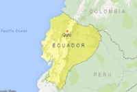 `Ecuador army plane crash kills all 22 aboard'