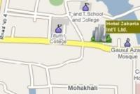 Man shot at Mohakhali