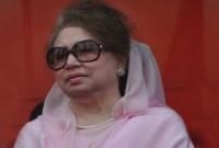 Arrest warrant against Khaleda Zia