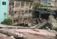 14 killed in Kolkata flyover collapse