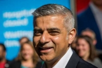 Sadiq Khan elected first Muslim mayor of London