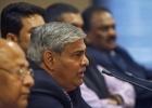 Shashank Manohar elected ICC chairman