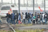 France rail workers strike over reforms