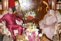 PM makes courtesy call on President