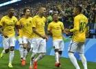 Neymar scores as Brazil reach semi-finals