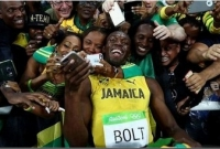 Bolt wins 8 Olympic gold medal