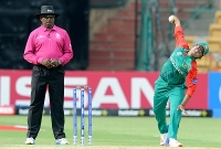 Rumana's historic hat-trick seals series for Bangladesh