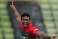 Bangladesh bat, Taskin selected