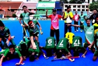 Bangladesh reach final in U-18 Asia Cup Hockey