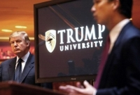 Trump settles Trump University lawsuits for $25m