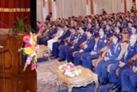 President asks police to deliver proper service