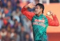 Shakib named in Swann XI