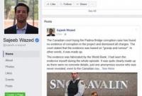'Canadian court verdict indicates plot behind Padma bridge scam'