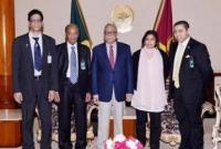 President for more UK investment in Bangladesh