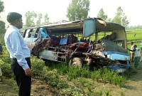 6 killed in Gaibandha road accident