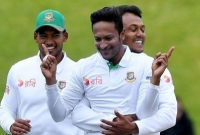 Shakib Al Hasan again top in all formats