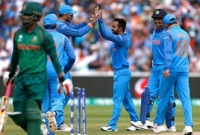 Tigers set 265 runs target for India
