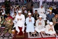 President-offers-Eid-prayers-at-national-Eidgah
