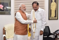 Naidu elected vice president of India