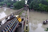 Bridge collapse snaps road communication on 12 southern routes