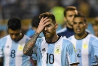 Argentina draw with Peru, World Cup hopes in balance