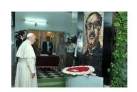 Pope pays tribute to Bangabandhu, martyrs