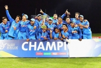 India U-19 lift World Cup title