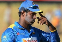 Mathews sidelined for remainder of Bangladesh tour