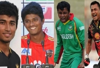 Bangladesh include 5 new faces for T20 squad