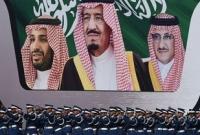 Saudi king sacks military chiefs