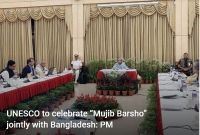 "UNESCO to celebrate ""Mujib Barsho"" jointly with Bangladesh: PM"