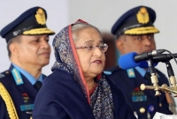 Safeguard country's independence, sovereignty, PM to BAF cadets