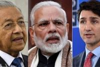 'Modi, Trudeau, Mahathir to join Mujib Year celebration'