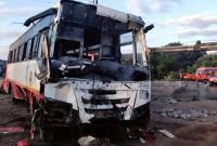 Bus-auto-rickshaw-collision-kills-in-India