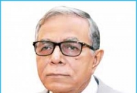 Nasim's death irreparable loss for Bangladesh politics: President