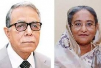 President, PM mourn death of MP Israfil