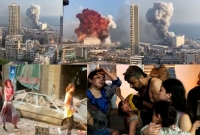 Several Bangladeshis hurt in Beirut blast