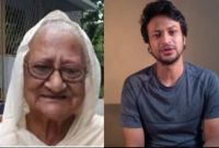 Shakib's grandmother laid to rest in Magura