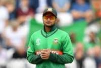 Shakib returned to Bangladesh's 18-member Test squad